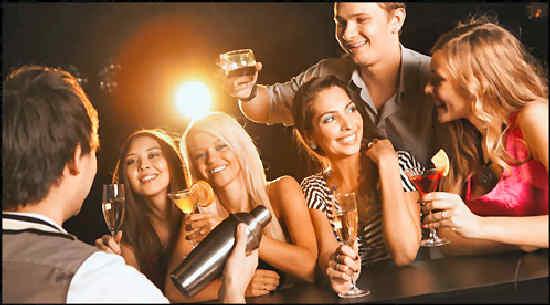 Bares  y discotecas en Santiago – Atracciones en Santiago, vida nocturna, bares y discotecas.