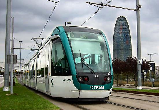 Metro-Taxi-Bus-Caminar -Sistema de Transporte en Barcelona