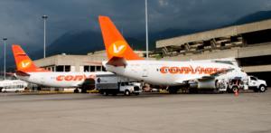 Conviasa Aeropuerto de Maiquetia
