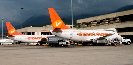 Aeropuerto de Maiquetia llegadas y salidas