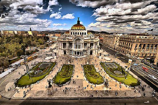 Atracciones Turísticas en México DF. – Atracciones de la Ciudad de México – Turismo en México