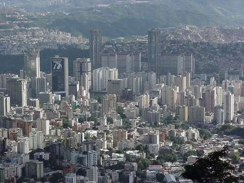 Caracas, Reseña Turistica