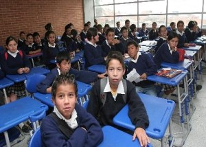 Colegios en Bogota