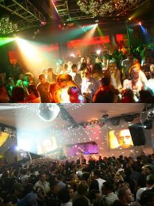 Discotecas en Miami.