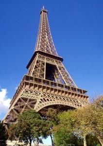 La Torre Eiffel, el símbolo de París