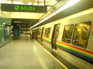 Estacion del Metro