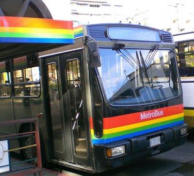 Sistema Metrobus de Caracas