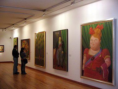 Galerías y Museos en Bogota –  Eventos Museos y galerias y salas de exposiciones