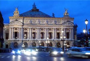 La Ópera Garnier