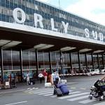 El aeropuerto Orly de Paris