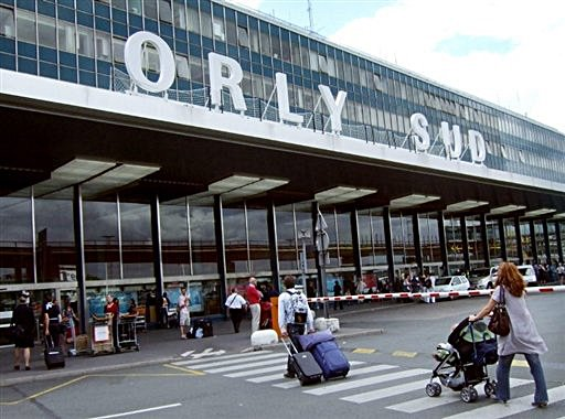 Como llegar a Paris, Aeropuertos en París