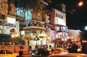 Zona Rosa, comercio, diversion y comida en un solo lugar