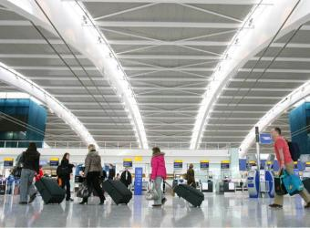 Aeropuerto de Heathrow, Londres