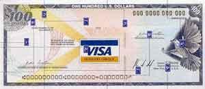 Cheques de Viajero más seguros que el dinero