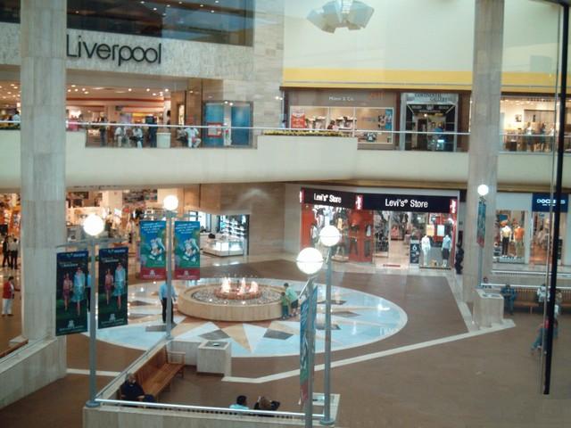 De compras en Monterrey