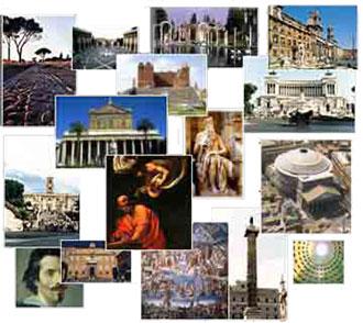 Que conocer en Roma, Guía de Roma con atracciones turísticas