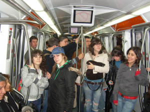 Estaciones Metro de Roma