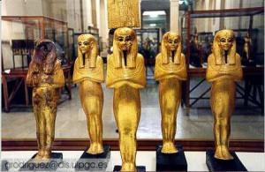 Museo Egipcio - El Cairo