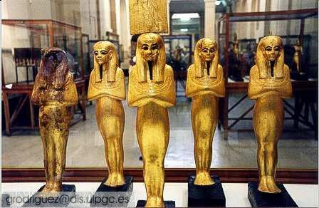 Museo Egipcio , El Cairo