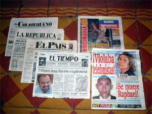 Periodicos de Colombia
