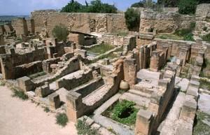 Ruinas de Cartago, Tunes, Africa
