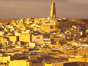 Turismo en Argelia África