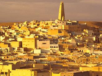 Turismo en Argelia Africa