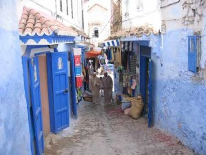 Viaje a Marruecos, Africa
