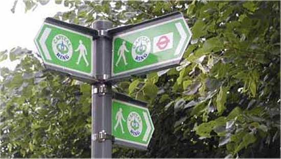 Conozca Londres Caminando