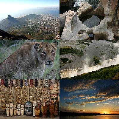 Ecoturismo en Africa