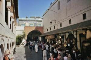 La Medina Tunez, Africa