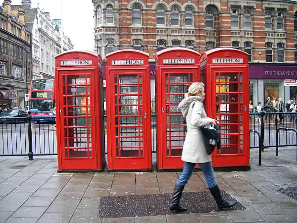 Turismo en Londres