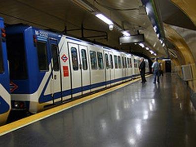 Metro de Madrid – Mapa Metro de Madrid