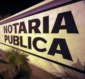 Notarias Publicas de Santiago
