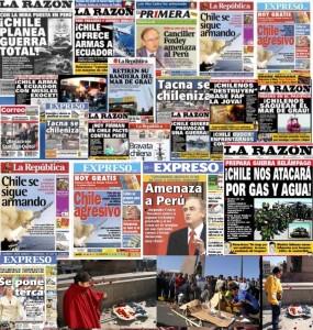 Periodicos de Lima Peru