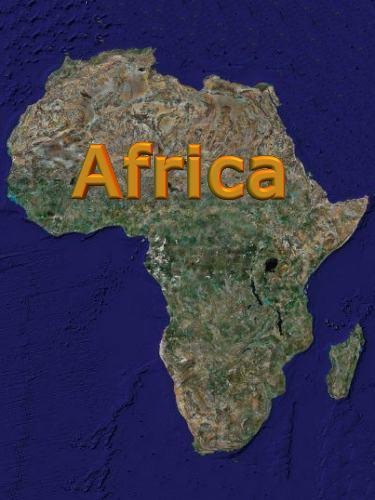 turismo en africa