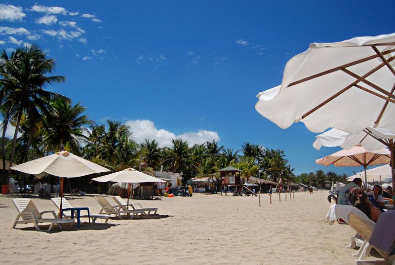 Isla de Margarita Playa Parguito