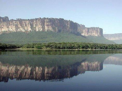 Qué visitar en La Gran Sabana, Roraima y Auyantepuy