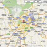 Callejero Madrid – Mapa de Madrid