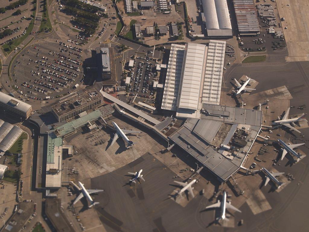 Aeropuerto Ezeiza de Buenos Aires