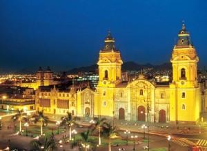 Lima, capital del Perú