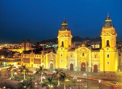 Que conocer en Lima, haga Turismo en Lima