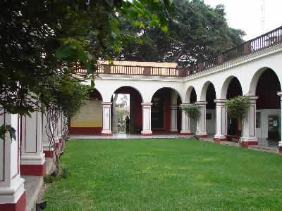 Museo de Antropologia Lima
