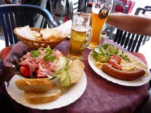 Comer en Berlin