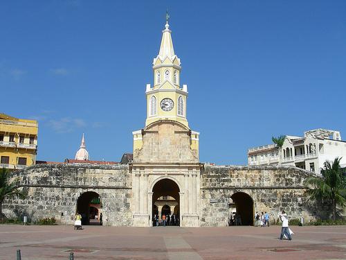 La Puerta del Reloj