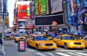 Nueva York Taxi al aeropuerto