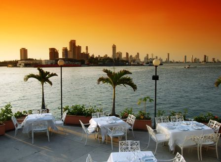 Restaurantes en Cartagena