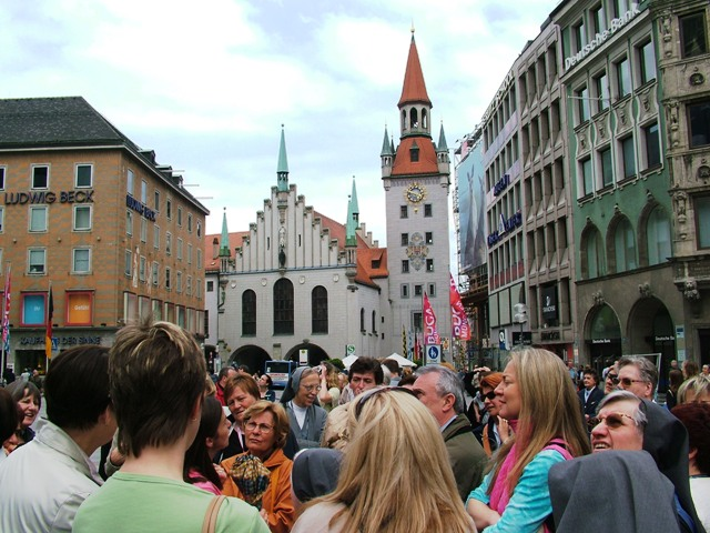 Donde y cuando ir a Alemania