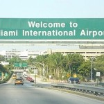 Aeropuerto de Miami llegadas Internacionales