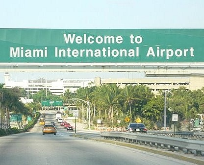 Aeropuerto Internacional de Miami – Información de Vuelo